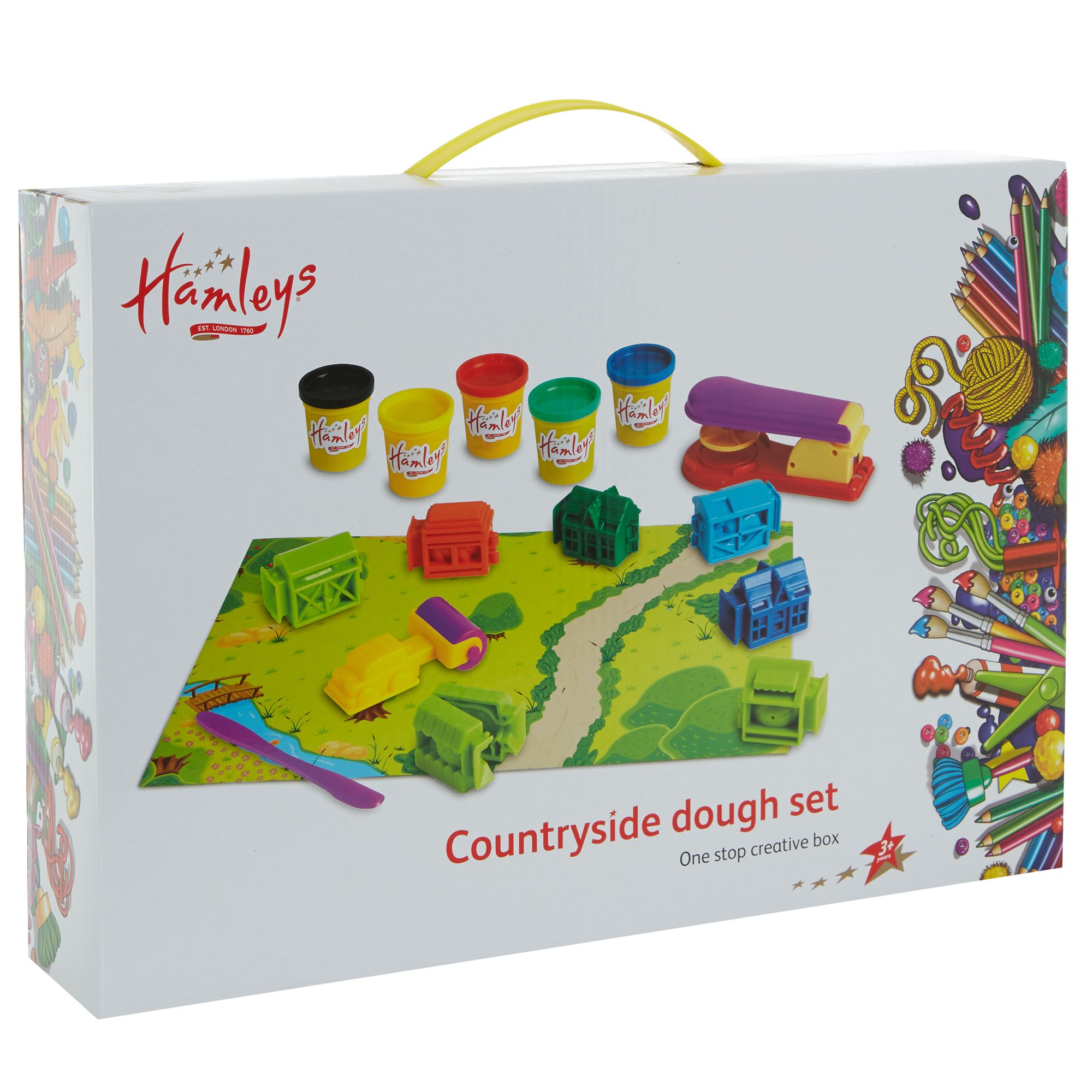 Hamleys Animal & countryside dough set