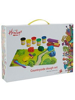 Animal & countryside dough set