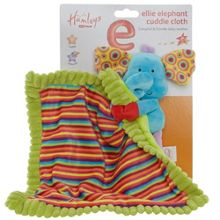 Elephant cuddle cloth