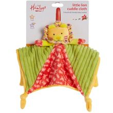 Lion finger cuddle cloth