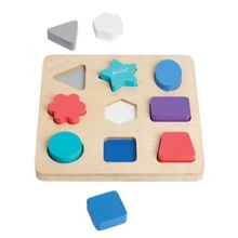 Hamleys Wooden Shape Puzzle