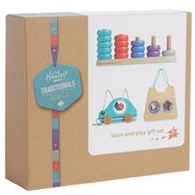 Learn & play gift set