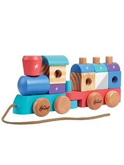 First Train & Carriage