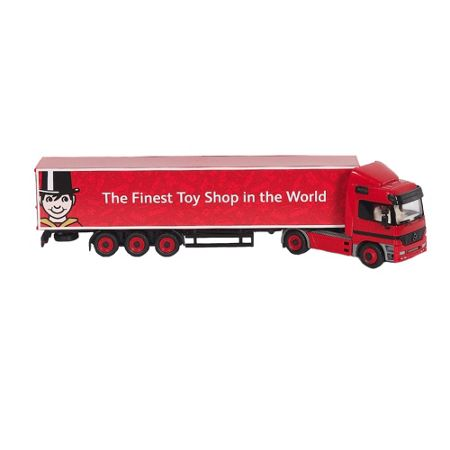 Hamleys Delivery Lorry