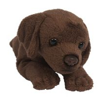 Hamleys Small Labrador Soft Toy