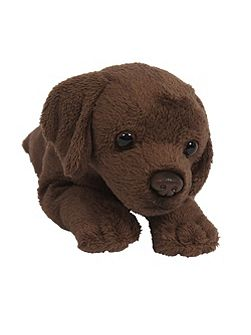 Small Labrador Soft Toy