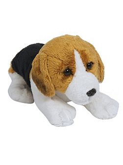 Small Beagle Soft Toy