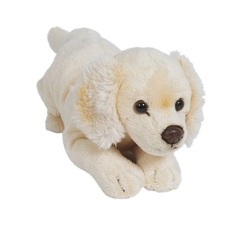 Hamleys Small Retriever Soft Toy