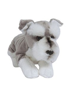 Small Schnauzer Soft Toy