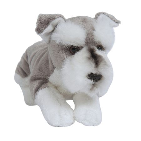 Hamleys Small Schnauzer Soft Toy