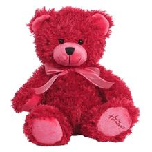 Hamleys Quirky Raspberry Bear