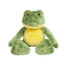 Hamleys Quirky Frog Soft Toy