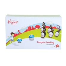 Hamleys Inflatable Penguin Bowling