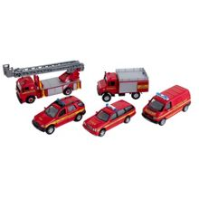Hamleys Fire vehicle set