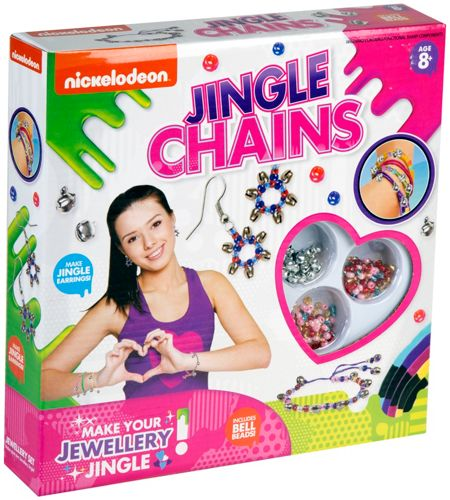 Nickelodeon Jingle Chain Set
