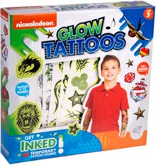 Nickelodeon Tattoo Transfer Set