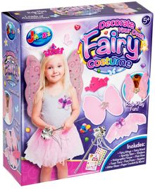 Decorate Your Own Fairy Costume