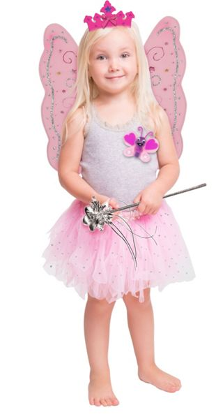 Jacks Decorate Your Own Fairy Costume