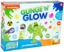 Nickelodeon Gunge `N` Glow Experiment Kit