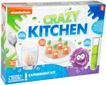 Nickelodeon Crazy Kitchen Experiment Kit