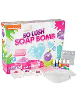 So Lush Soap Bomb Experiment Kit