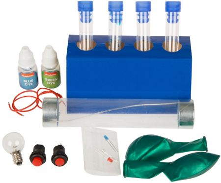 Nickelodeon Crazy Circuits Experiment Kit