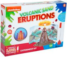 Nickelodeon Volcano Eruption Experiment Kit