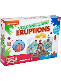 Volcano Eruption Experiment Kit