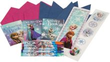 Disney Frozen Novelty Christmas Crackers 6 Pack
