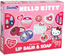 Make your own lip balm and soap playset