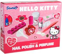 Hello Kitty Make your own nail polish and perfume
