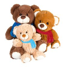 Build Your Own Bear Family