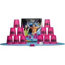 Jacks Speed school stacking cups gamepink