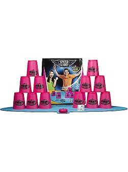 Speed school stacking cups gamepink