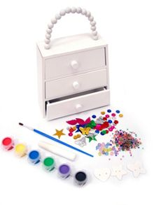 Decorate your own jewellery box