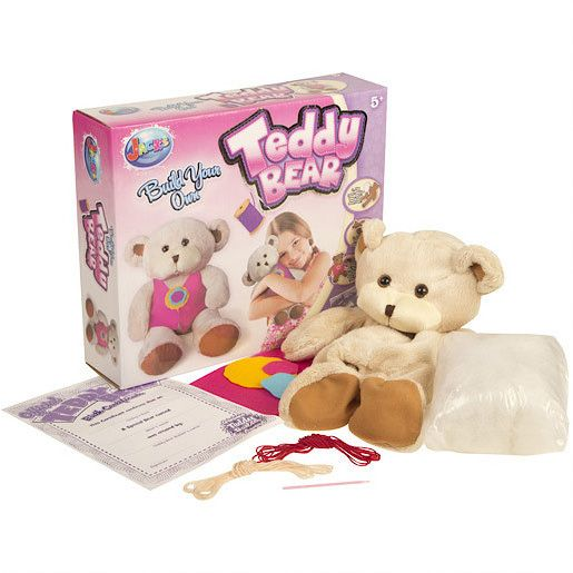 Build Your Own Teddy Bear