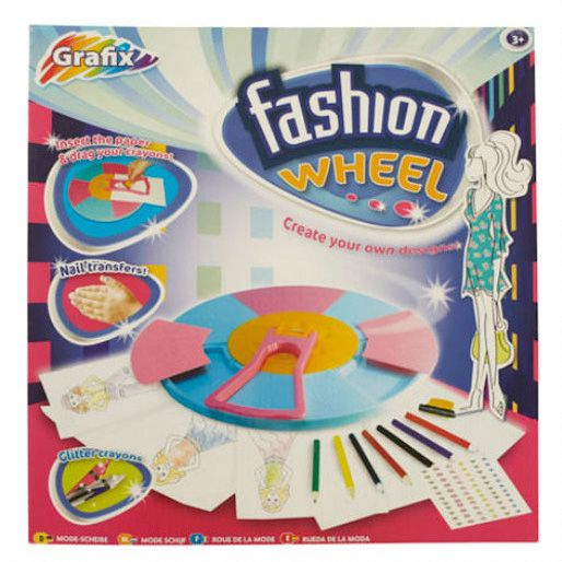 Grafix Fashion Design Wheel