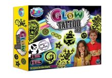 Glow tattoo set