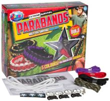 Extreme survival parabandz megabox