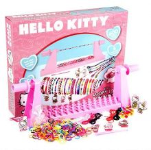 Hello Kitty 2 in 1 loopy loom band and braid set
