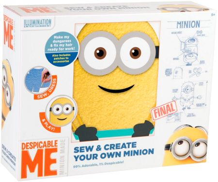 Despicable Me Build Your Own Minon