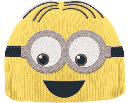Despicable Me Make Your Own Beanie Hat