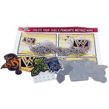 WWE Create your own tags and pendants
