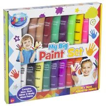 My big paint set