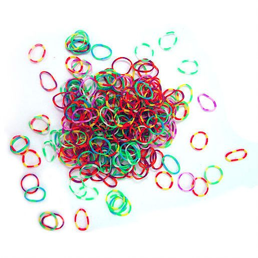 Stripey Bracelet Refill Pack - 300 Loom Bands