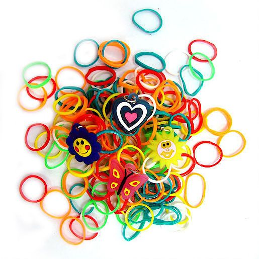 Loop & Charm Refill Pack - 150 Loom Bands