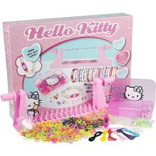 Hello kitty mega loom set