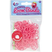 Strawberry Scented Bracelet Refill Pack