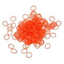 Orange Scented Loom Bands Refill Pack