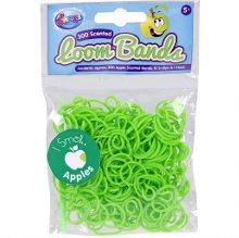 Apple Scented Loom Bands Refill Pack